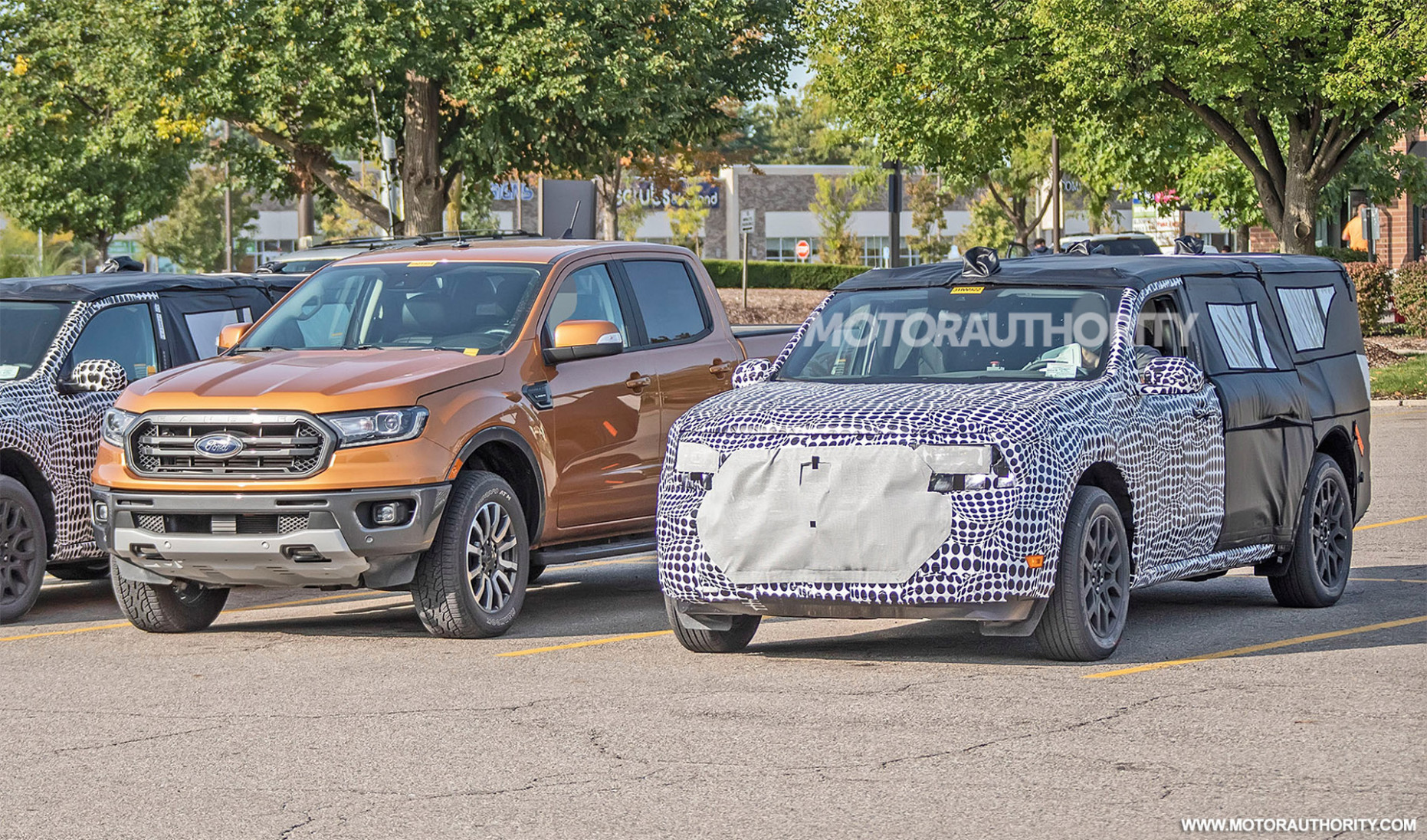 New Concept Ford Production 2022