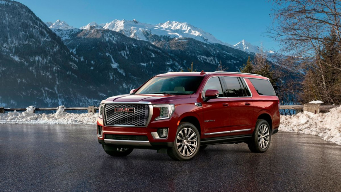 Prices Gmc Yukon 2022 Release Date