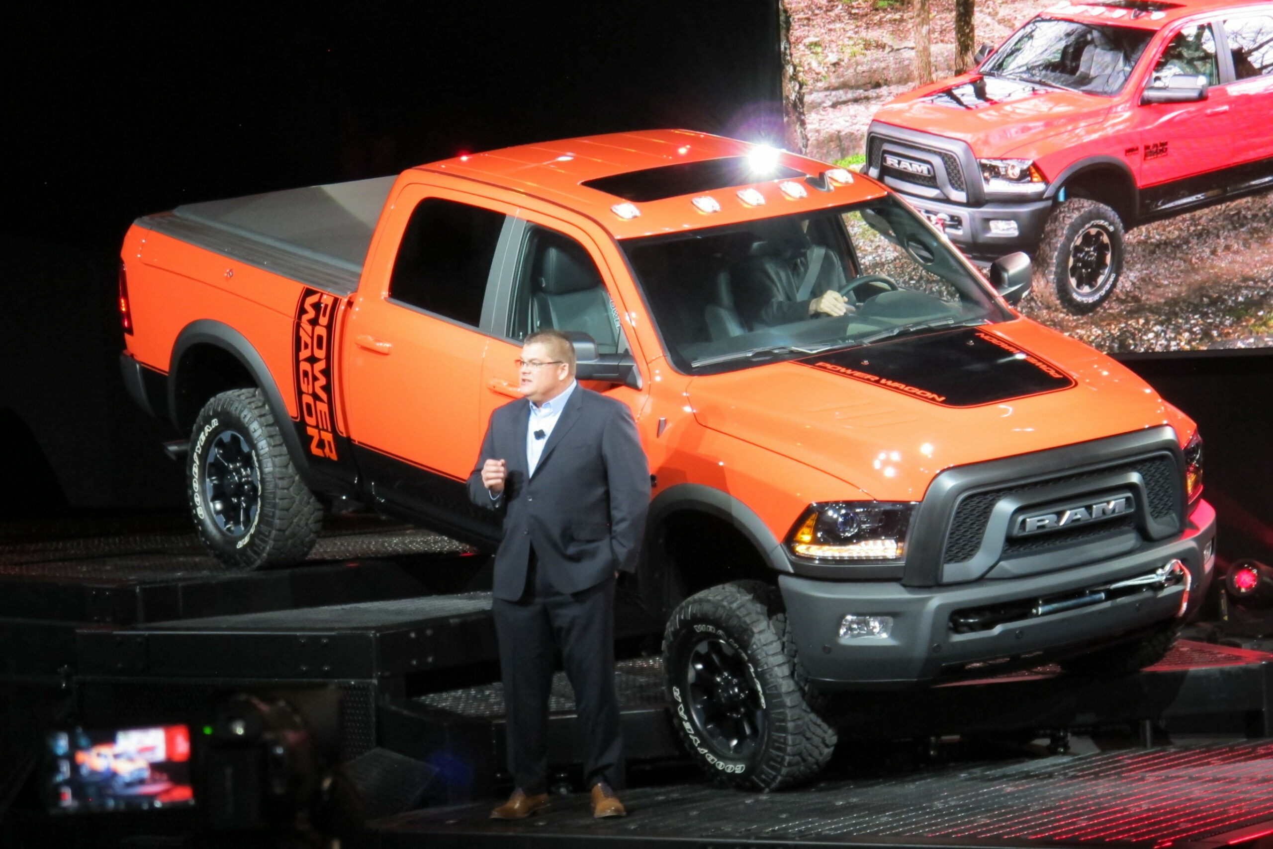 Release Date 2022 Dodge Power Wagon