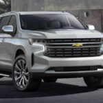 Overview 2022 Chevy Suburban 2500 Z71