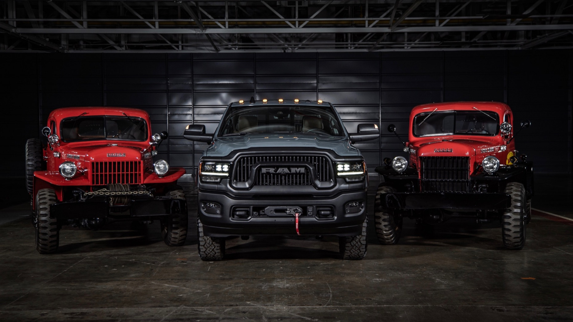 Spesification 2022 Dodge Power Wagon