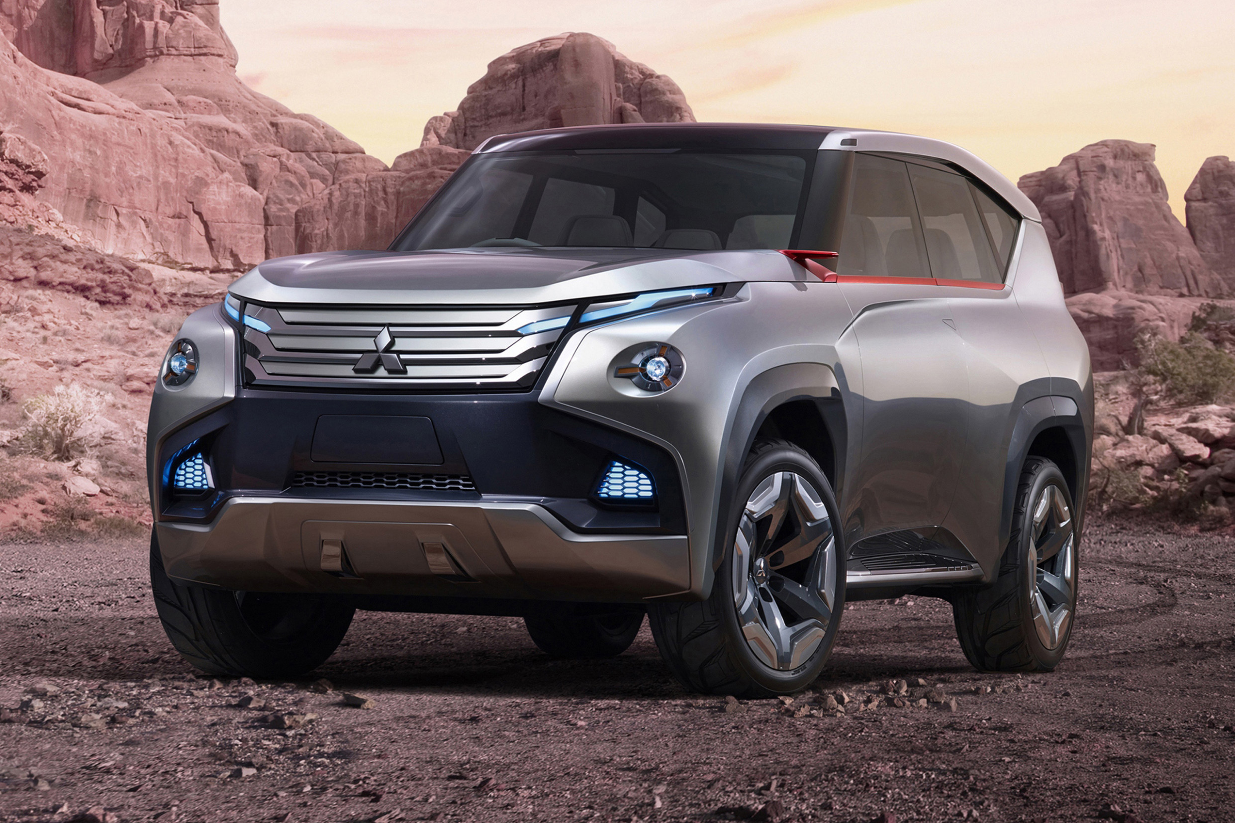 Concept and Review 2022 All Mitsubishi Pajero