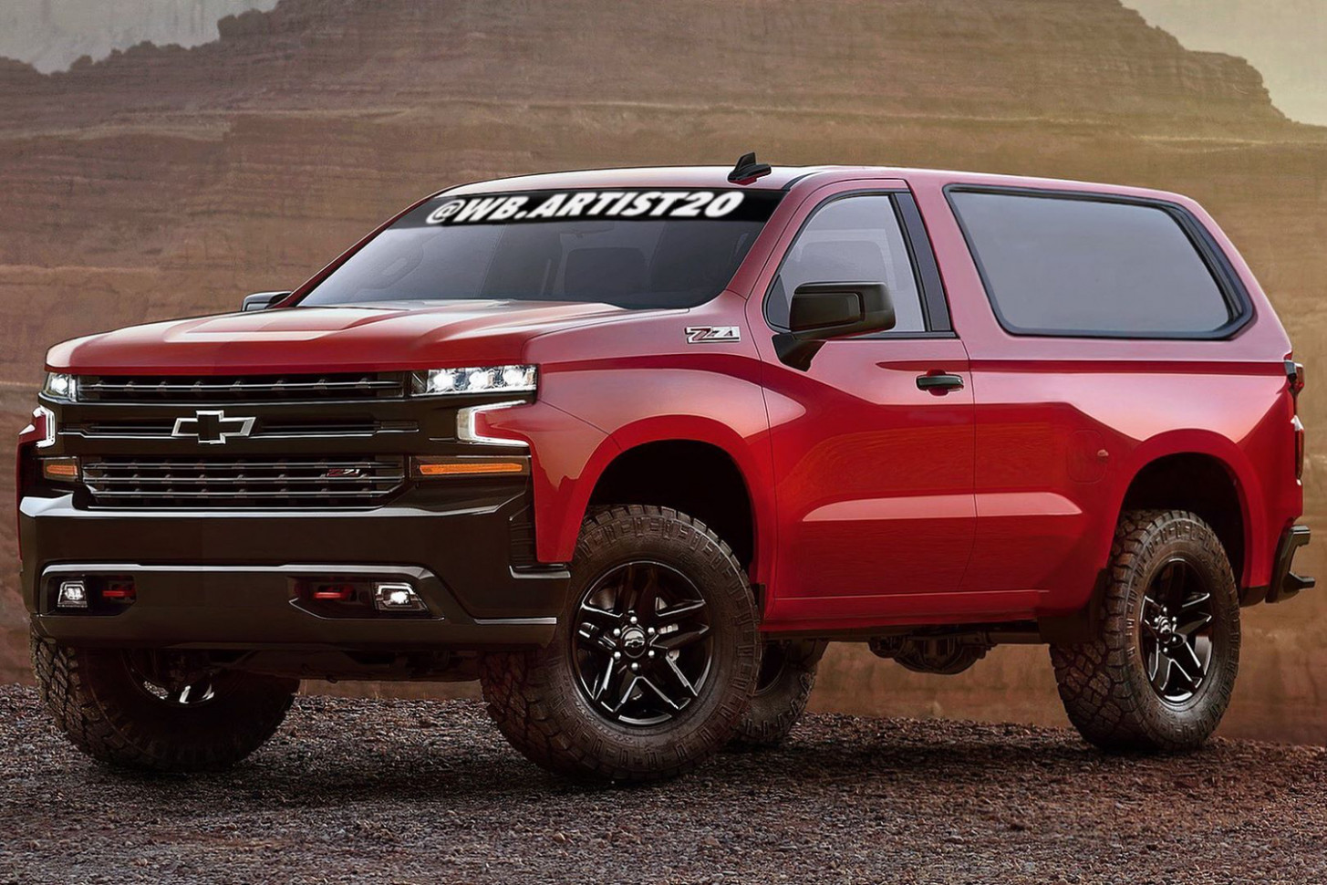 Picture Chevrolet Blazer 2022