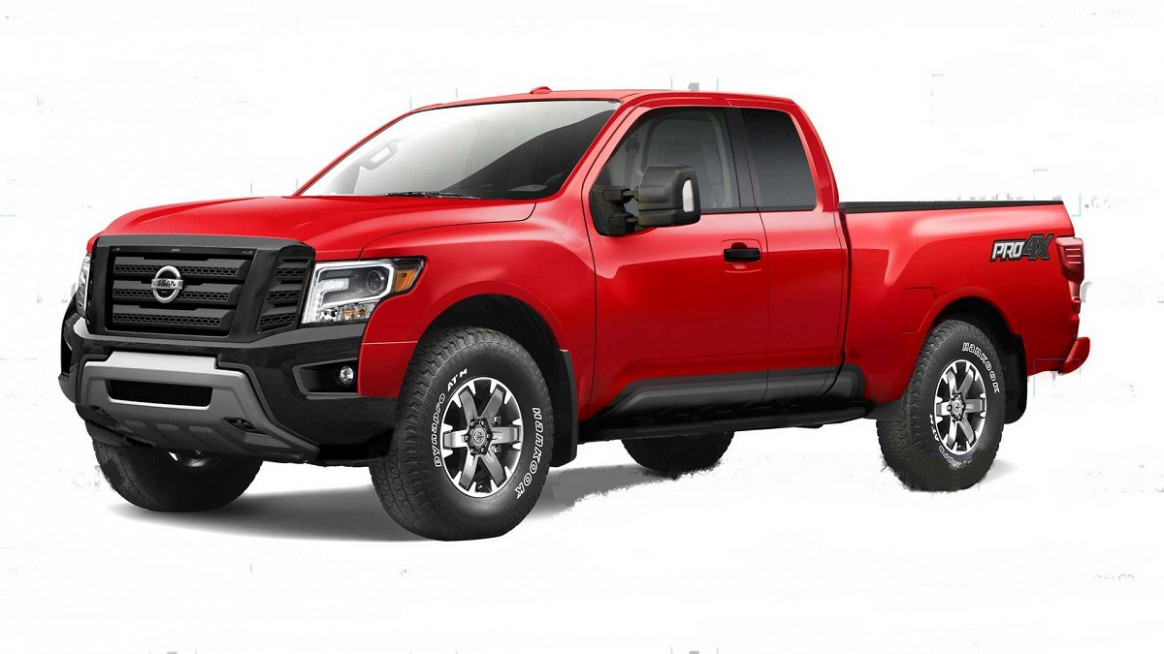 New Review Pictures Of 2022 Nissan Frontier