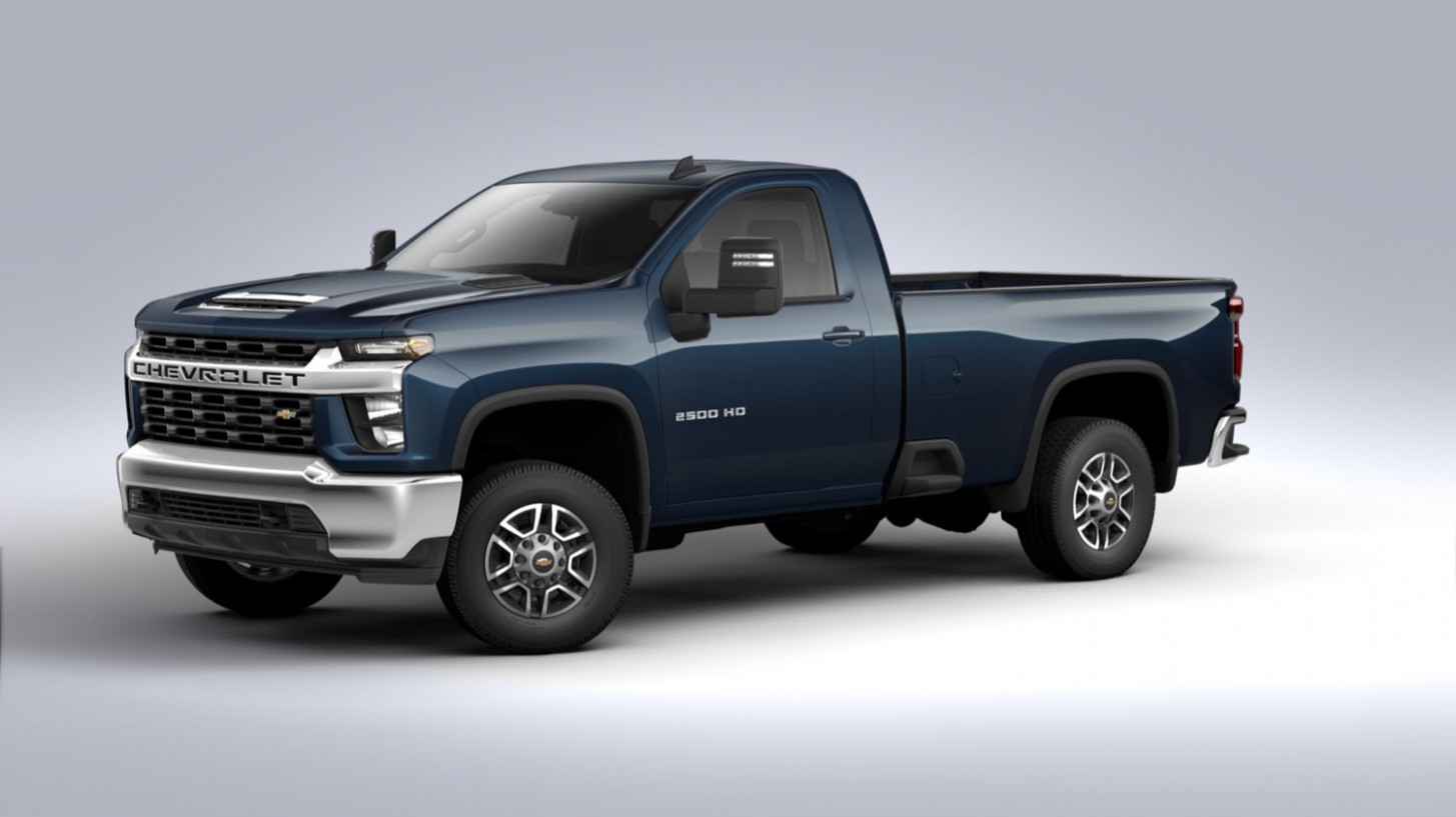 Concept and Review 2022 Chevrolet K2500