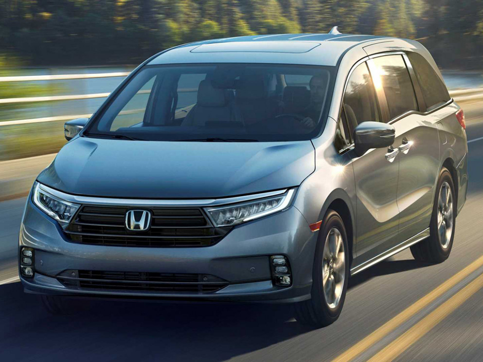 Wallpaper When Does 2022 Honda Odyssey Come Out