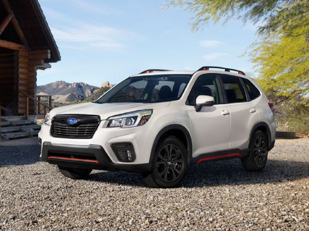 Images 2022 Subaru Forester Release Date