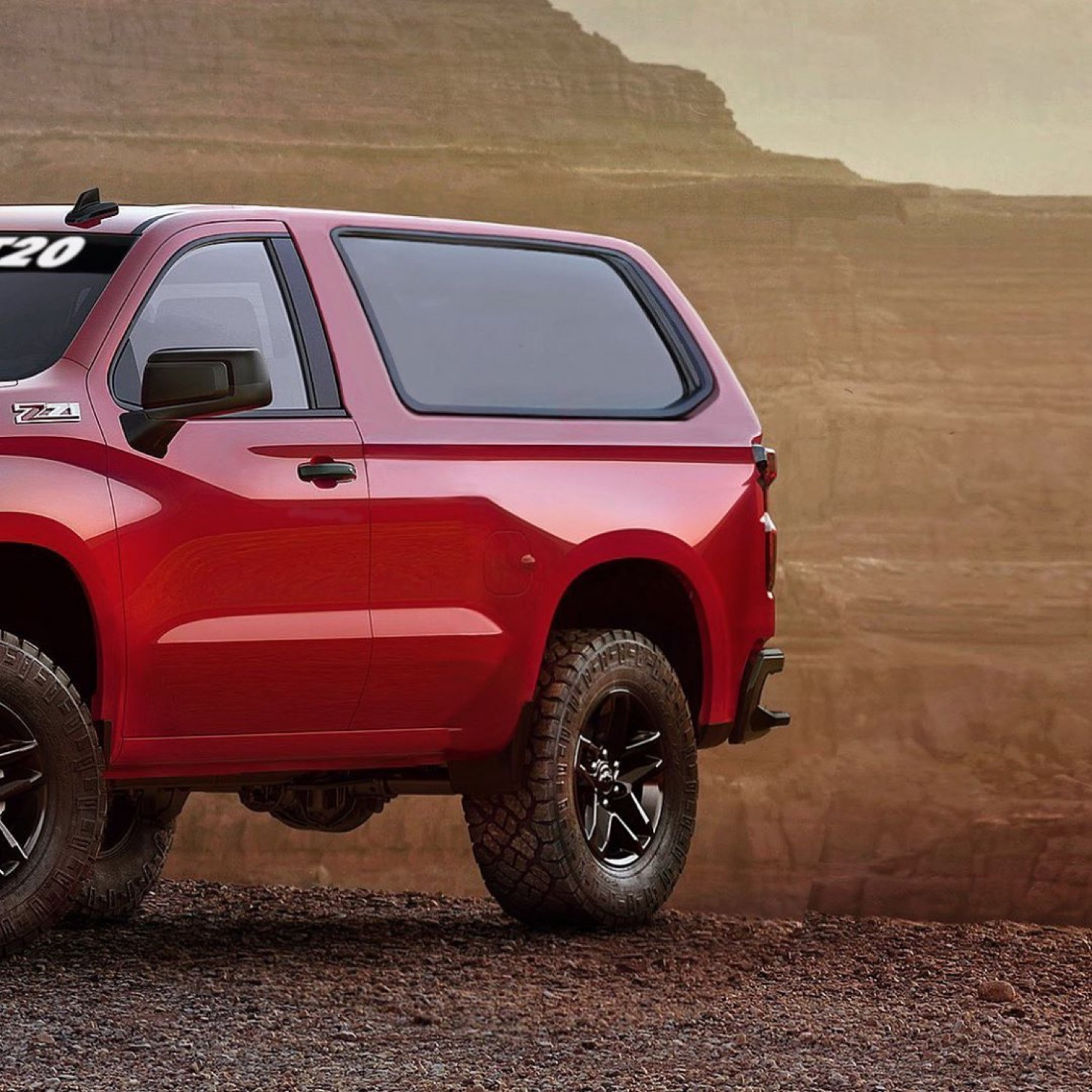 First Drive Chevrolet Blazer 2022