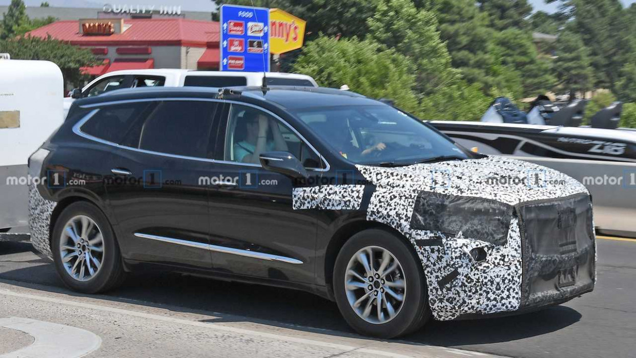 Research New 2022 Buick Minivan