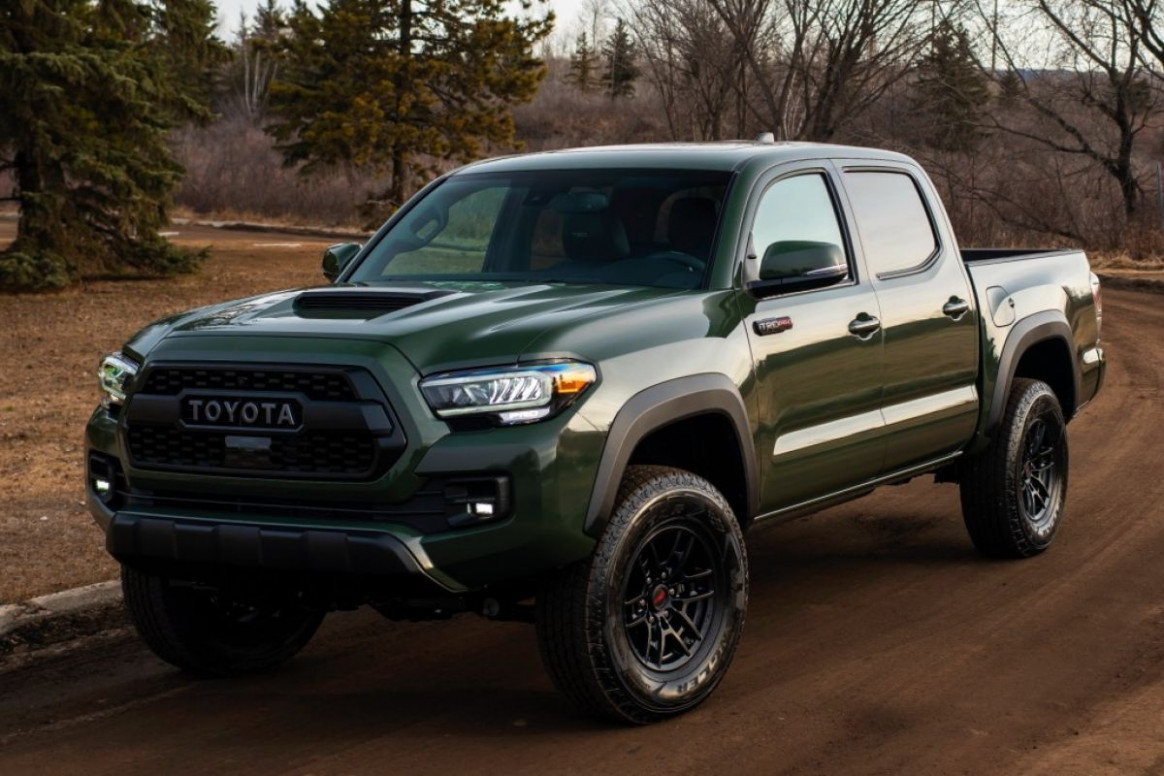 Rumors Toyota Tacoma 2022 Redesign