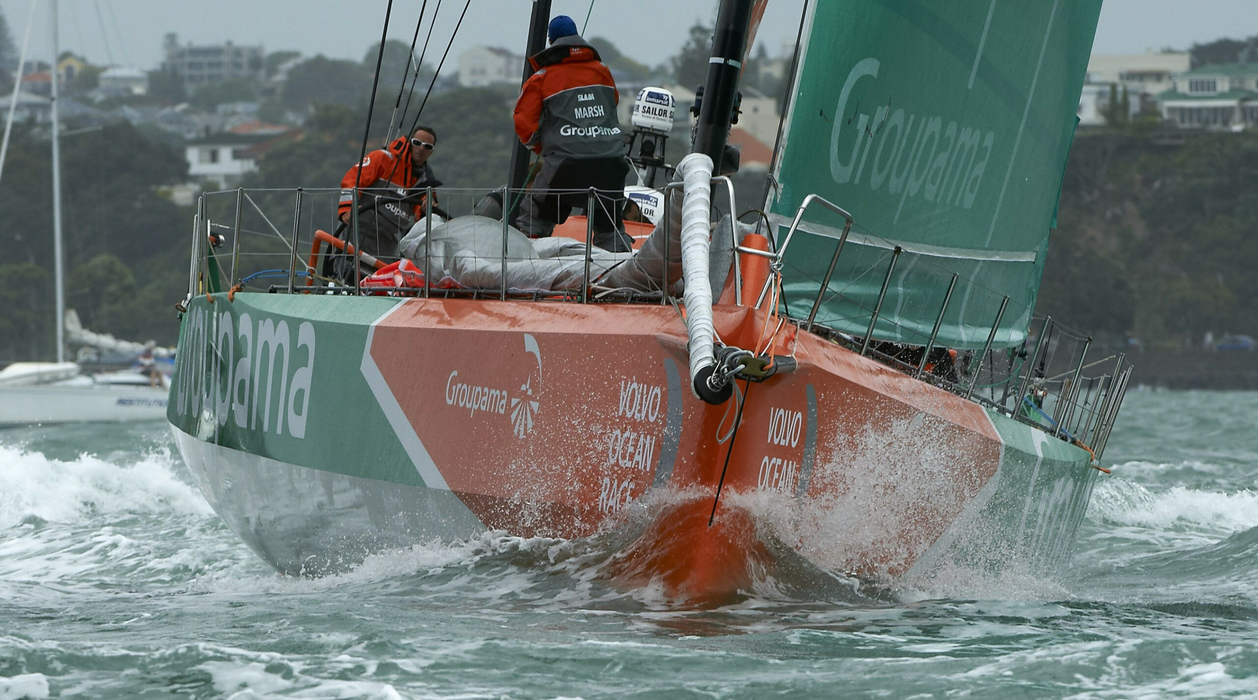 Concept and Review Volvo Ocean Race Galway 2022