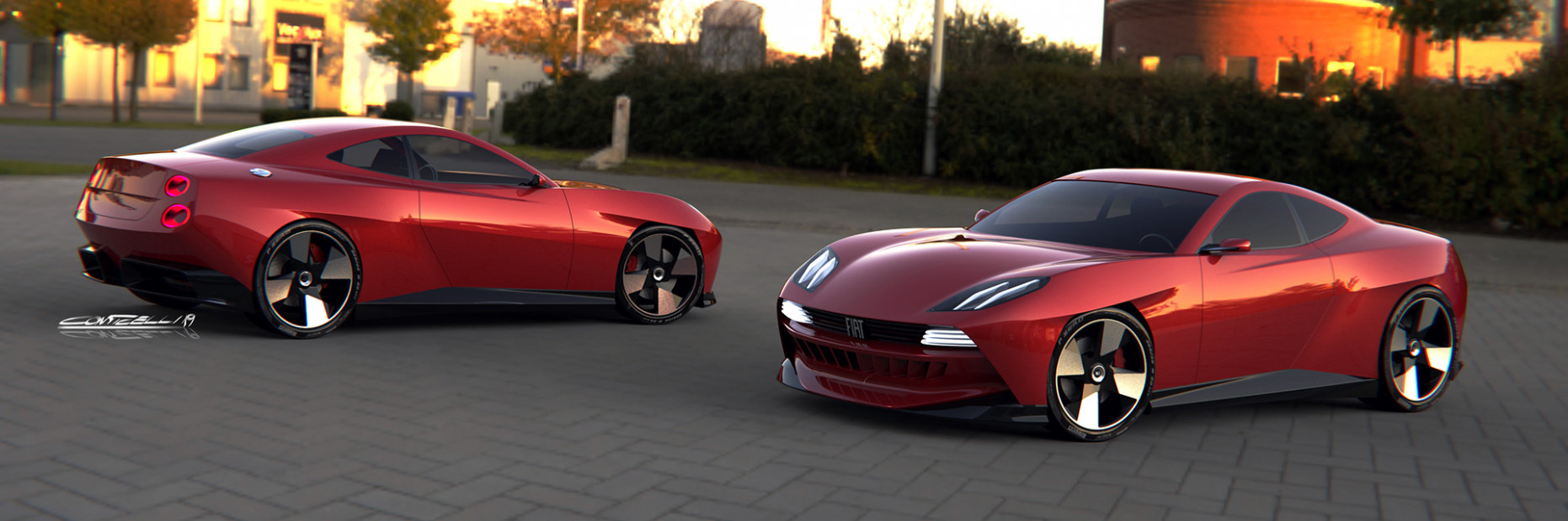Release Date and Concept 2022 Fiat Spider