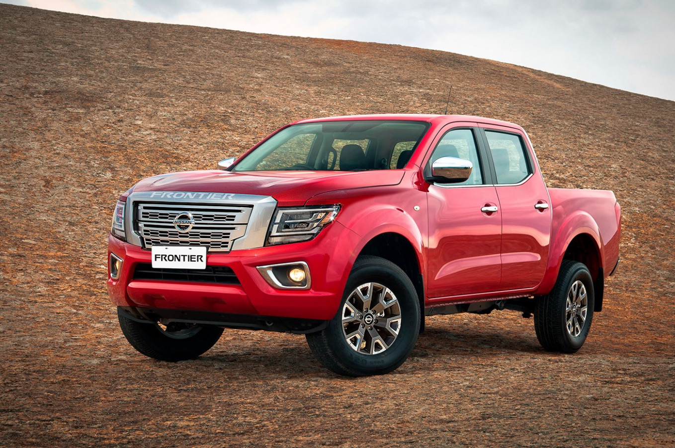 Price, Design and Review Pictures Of 2022 Nissan Frontier