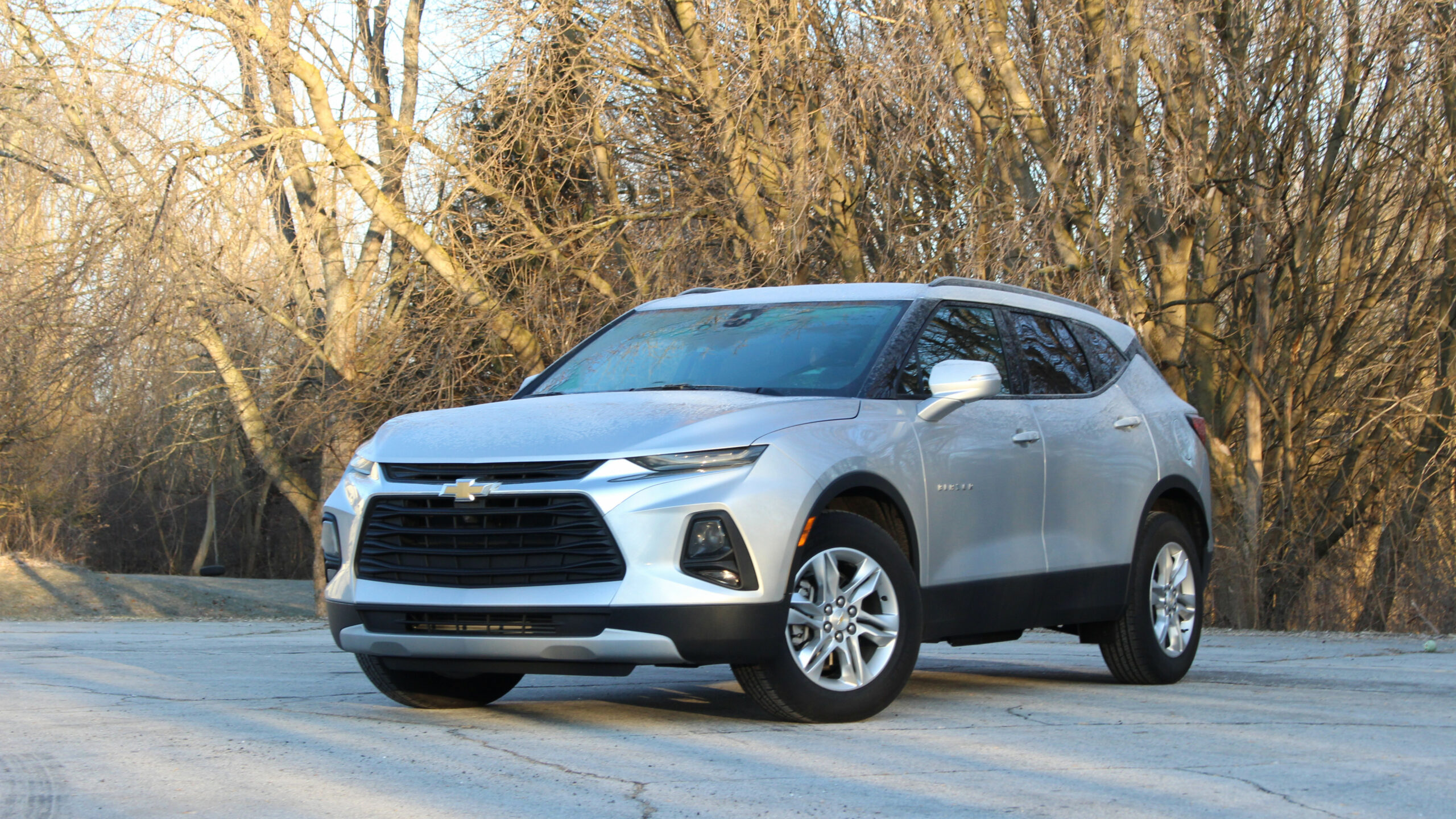 Pictures Chevrolet Blazer 2022
