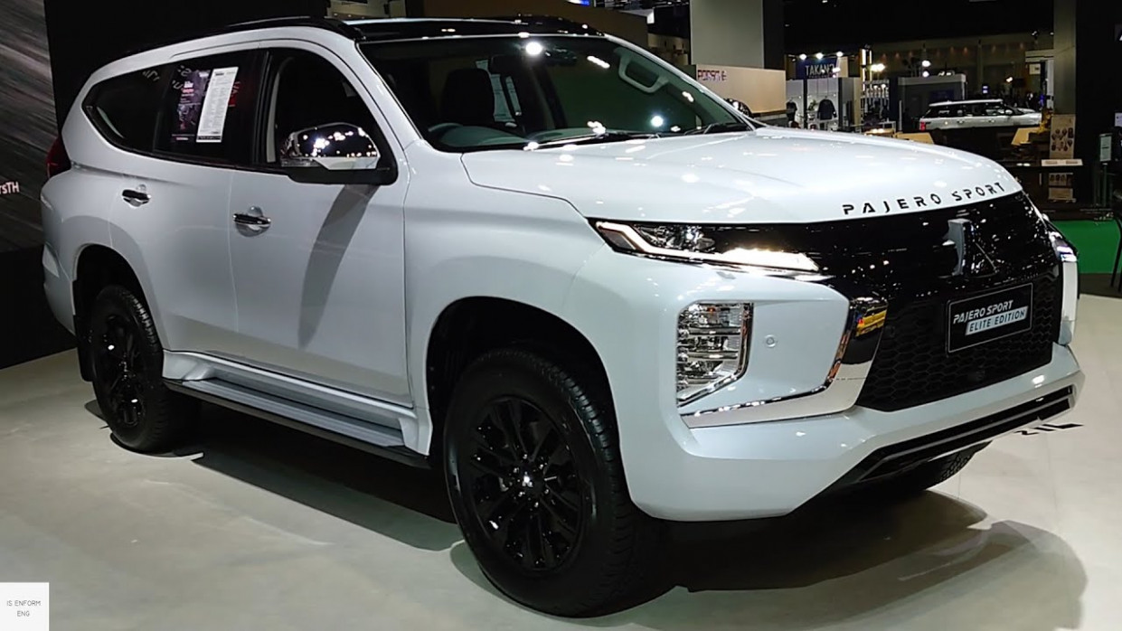 Review and Release date Mitsubishi Pajero 2022