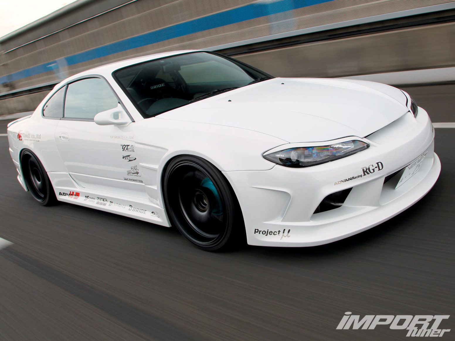 Spy Shoot 2022 Nissan Silvia
