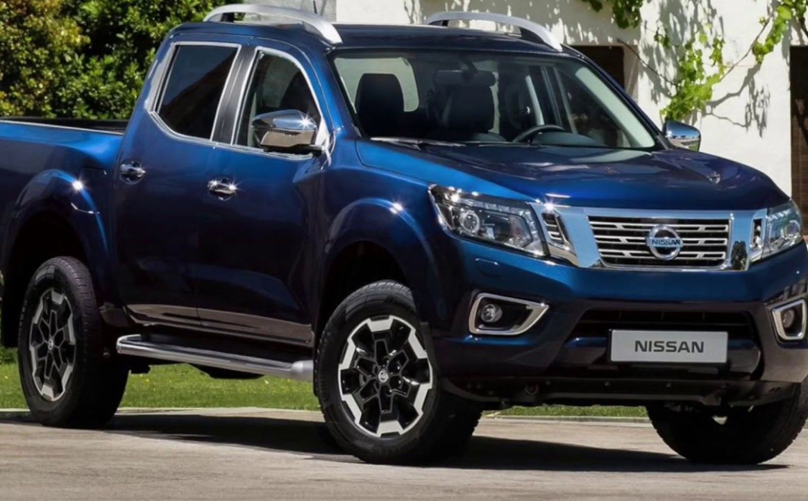 Concept and Review Pictures Of 2022 Nissan Frontier