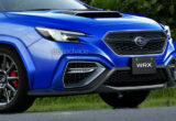 new review subaru wrx 2022 redesign