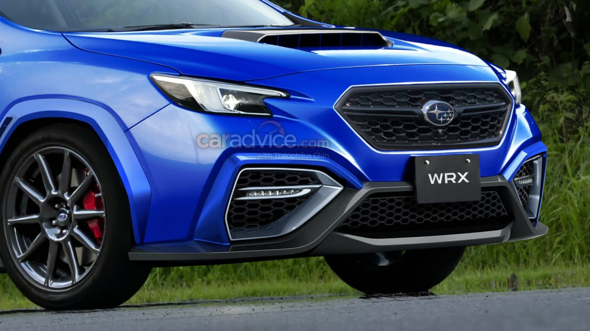 Engine Subaru Wrx 2022 Redesign