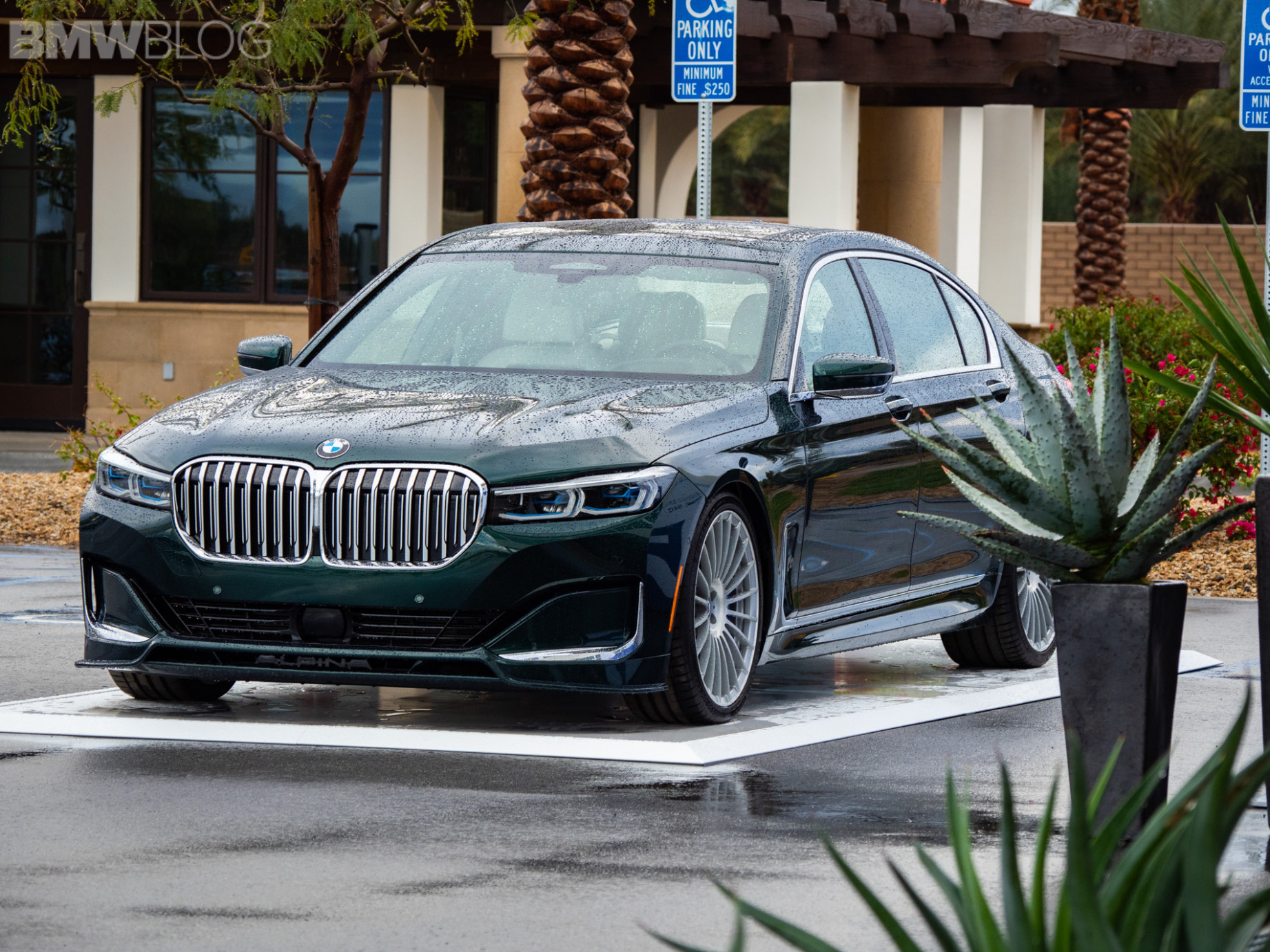 Pricing BMW B7 2022