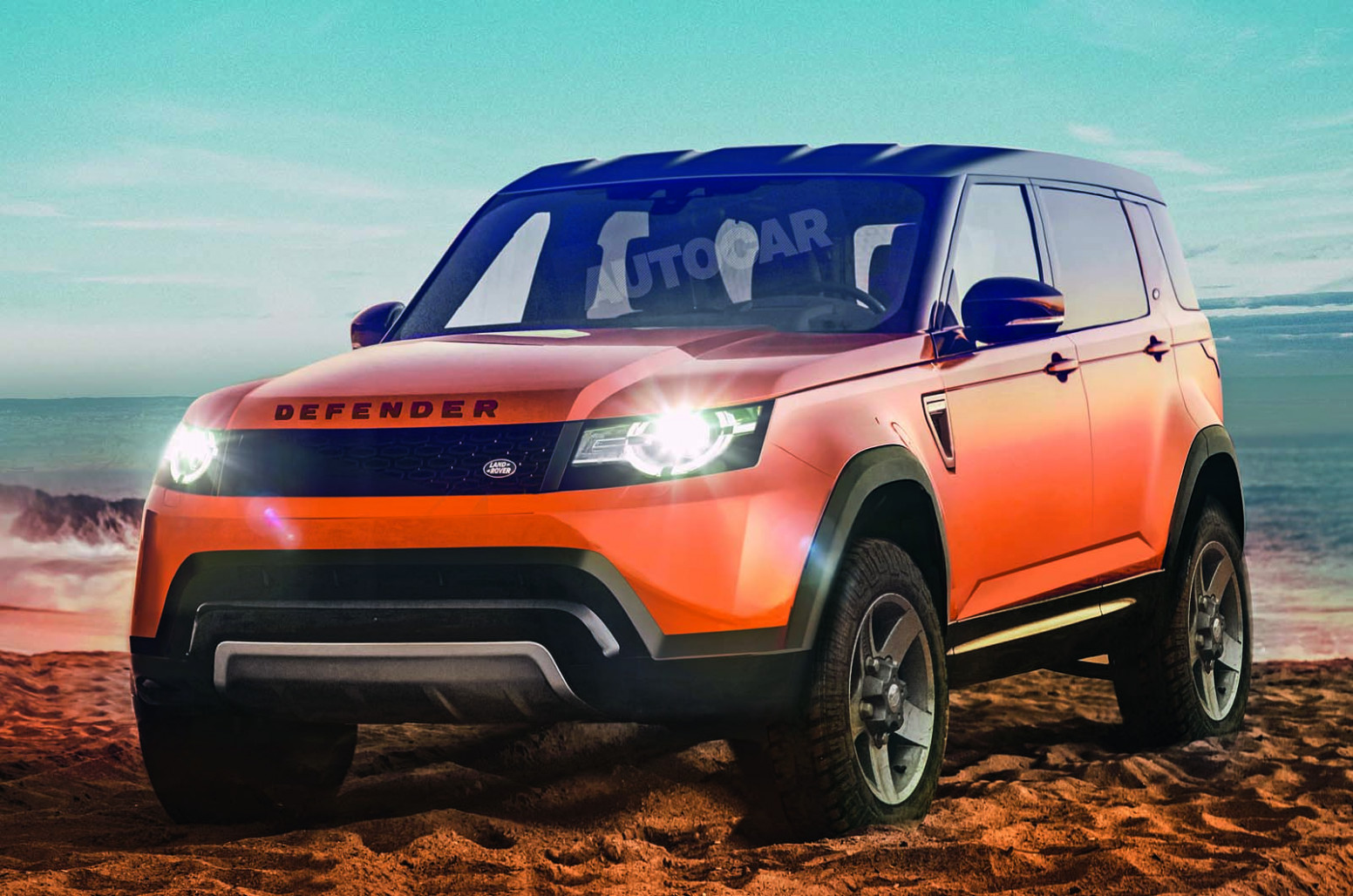 Picture 2022 Land Rover Discovery
