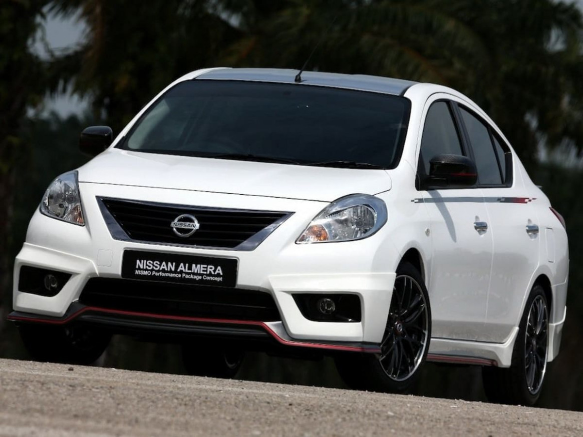 Redesign and Concept Nissan Almera 2022