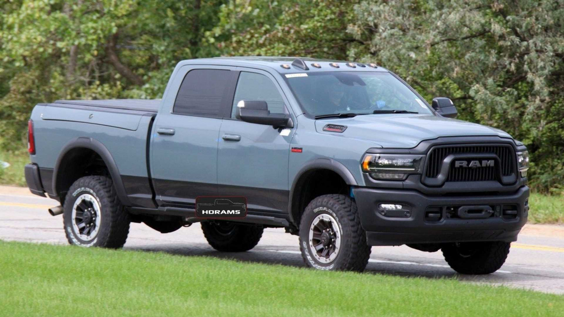 Rumors 2022 Dodge Power Wagon