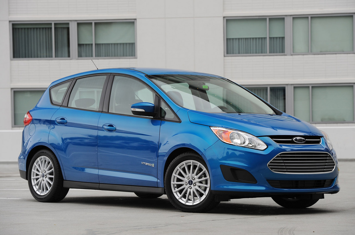 Spesification 2022 Ford C-Max