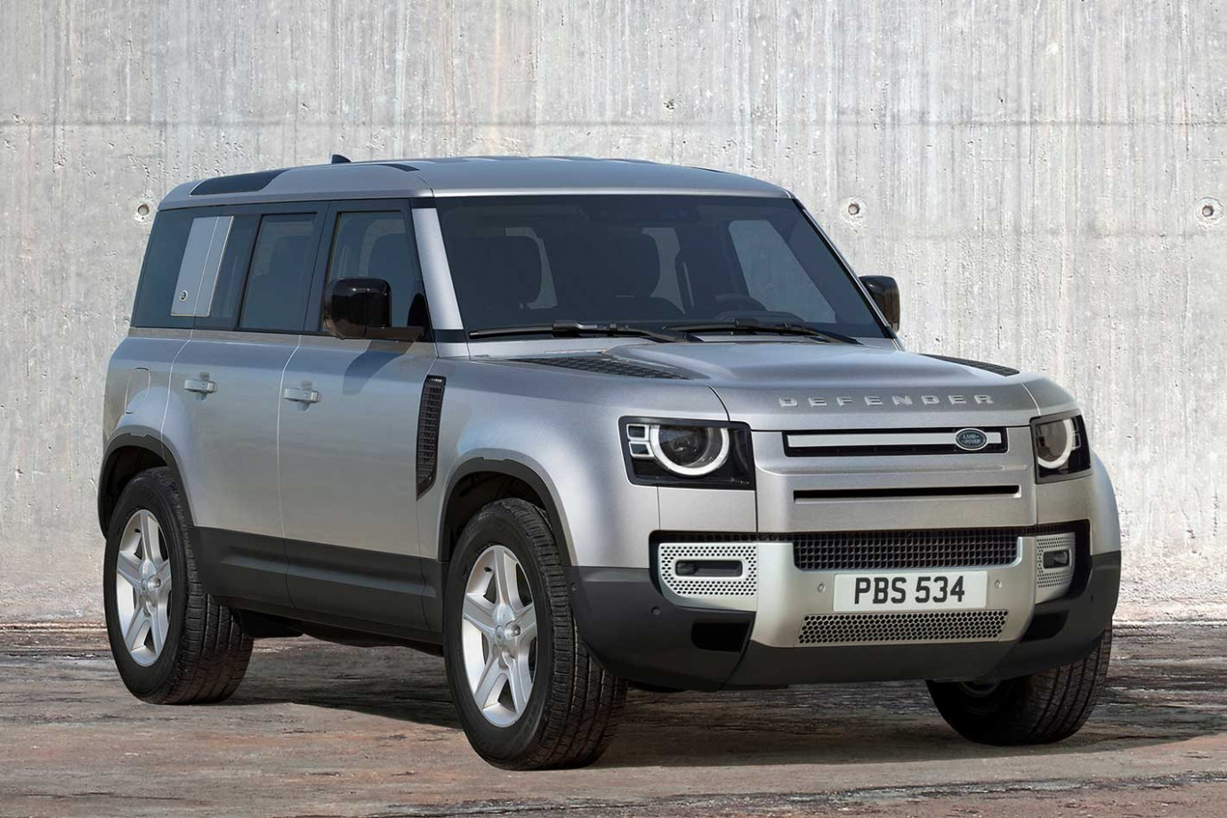 New Concept 2022 Land Rover Defender
