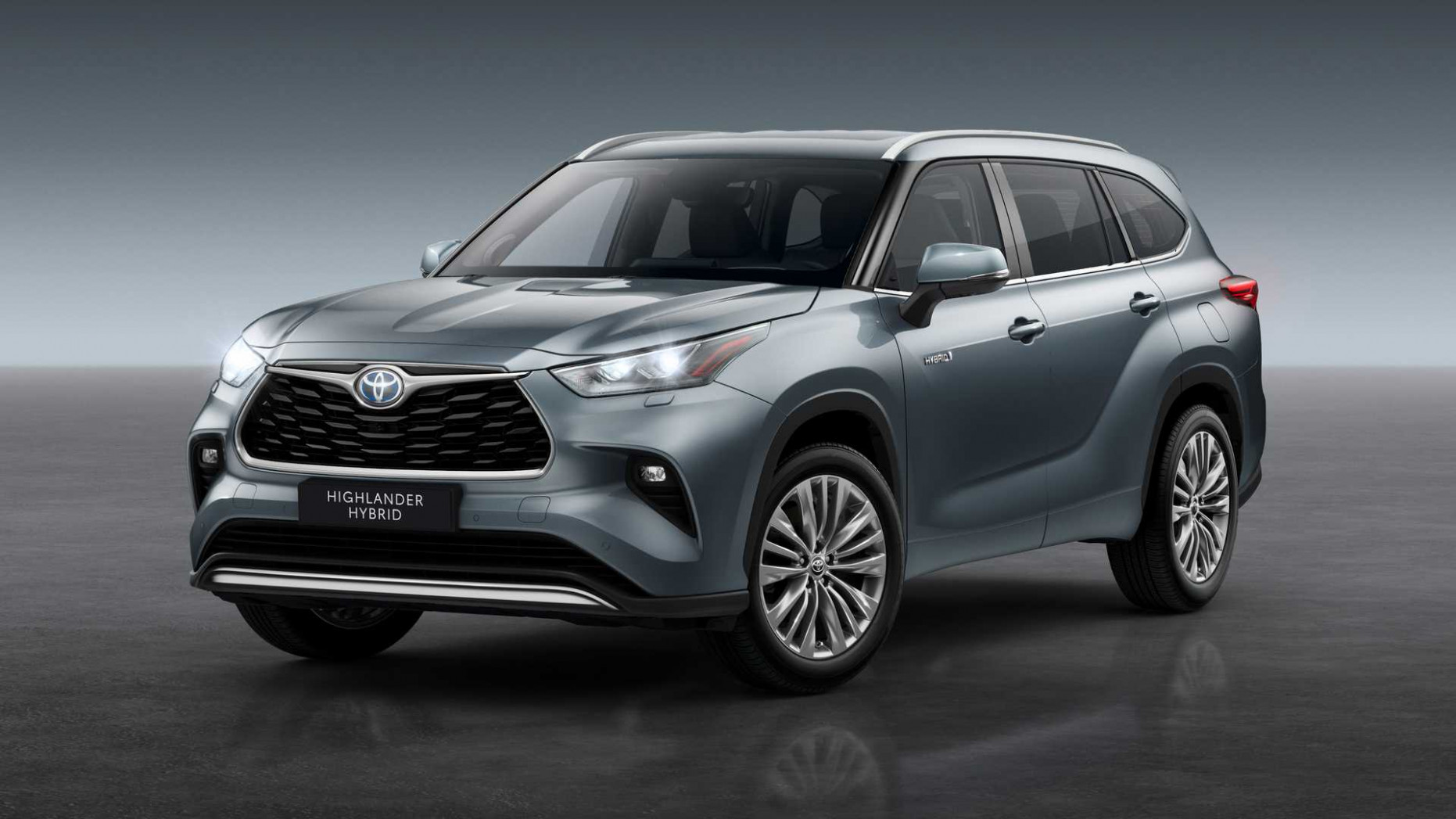 Picture Toyota Kluger 2022 Interior
