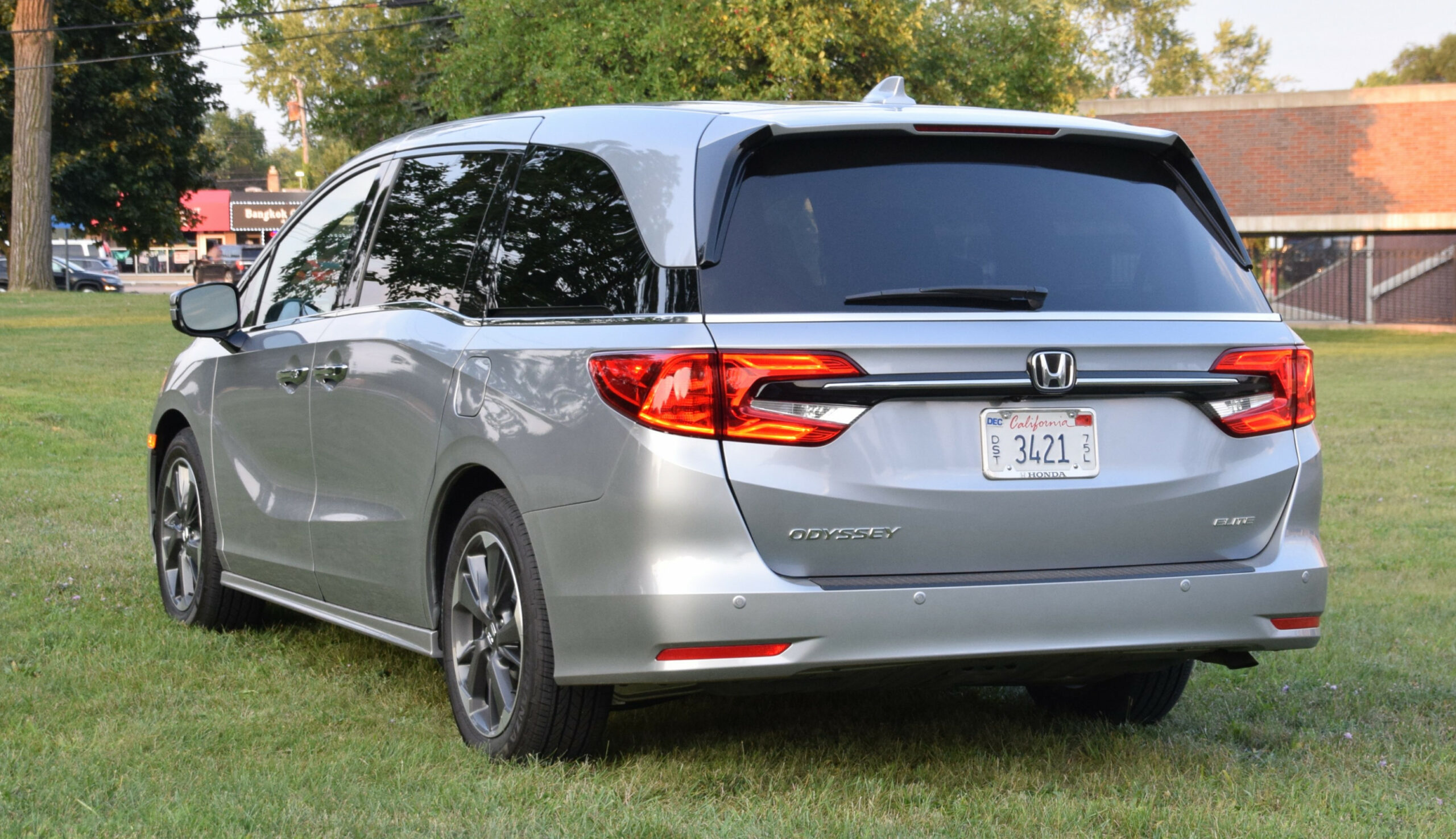 Picture When Does 2022 Honda Odyssey Come Out