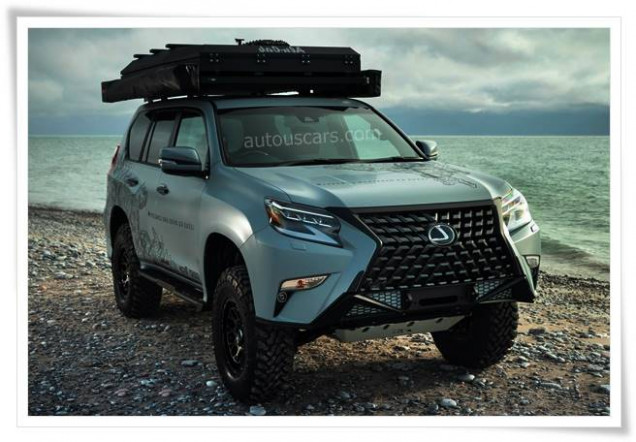 Redesign and Review When Will The 2022 Lexus Gx Come Out