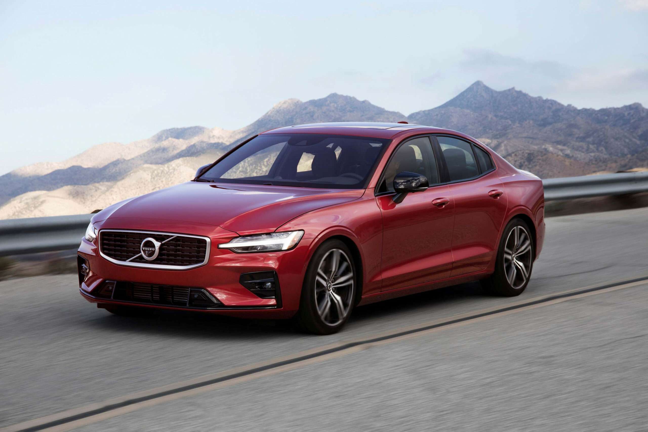 Overview 2022 Volvo S60