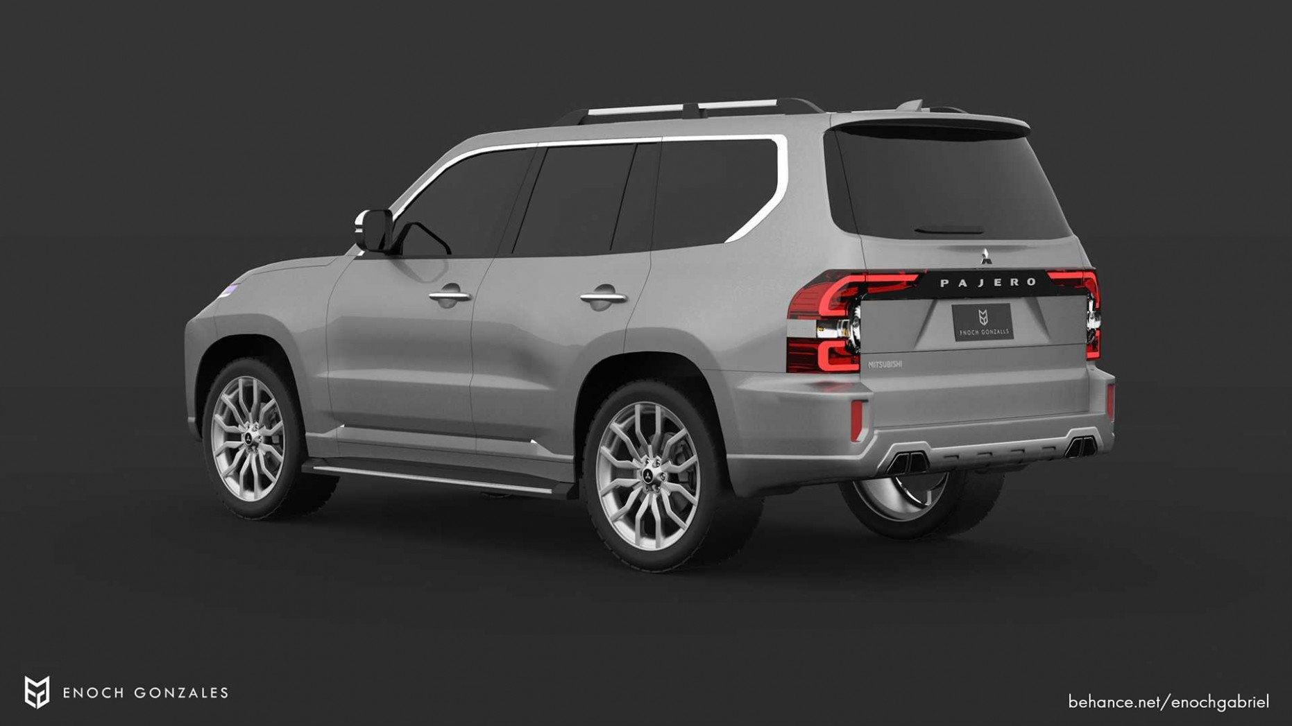 Specs and Review Mitsubishi Pajero 2022