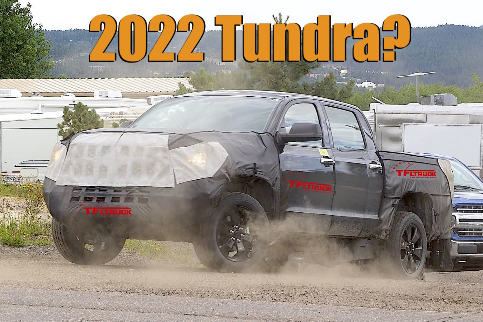 Release Date and Concept Toyota Tacoma 2022 Redesign