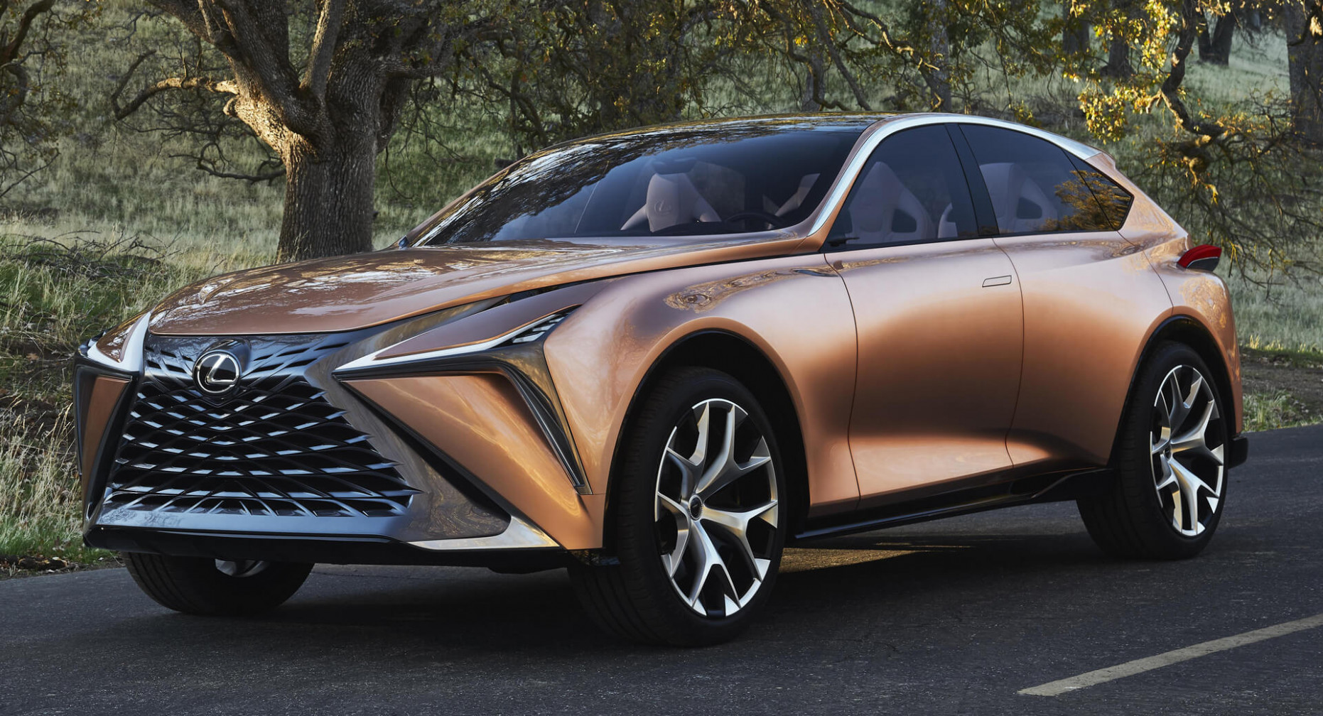 Redesign and Concept Lexus Is 2022