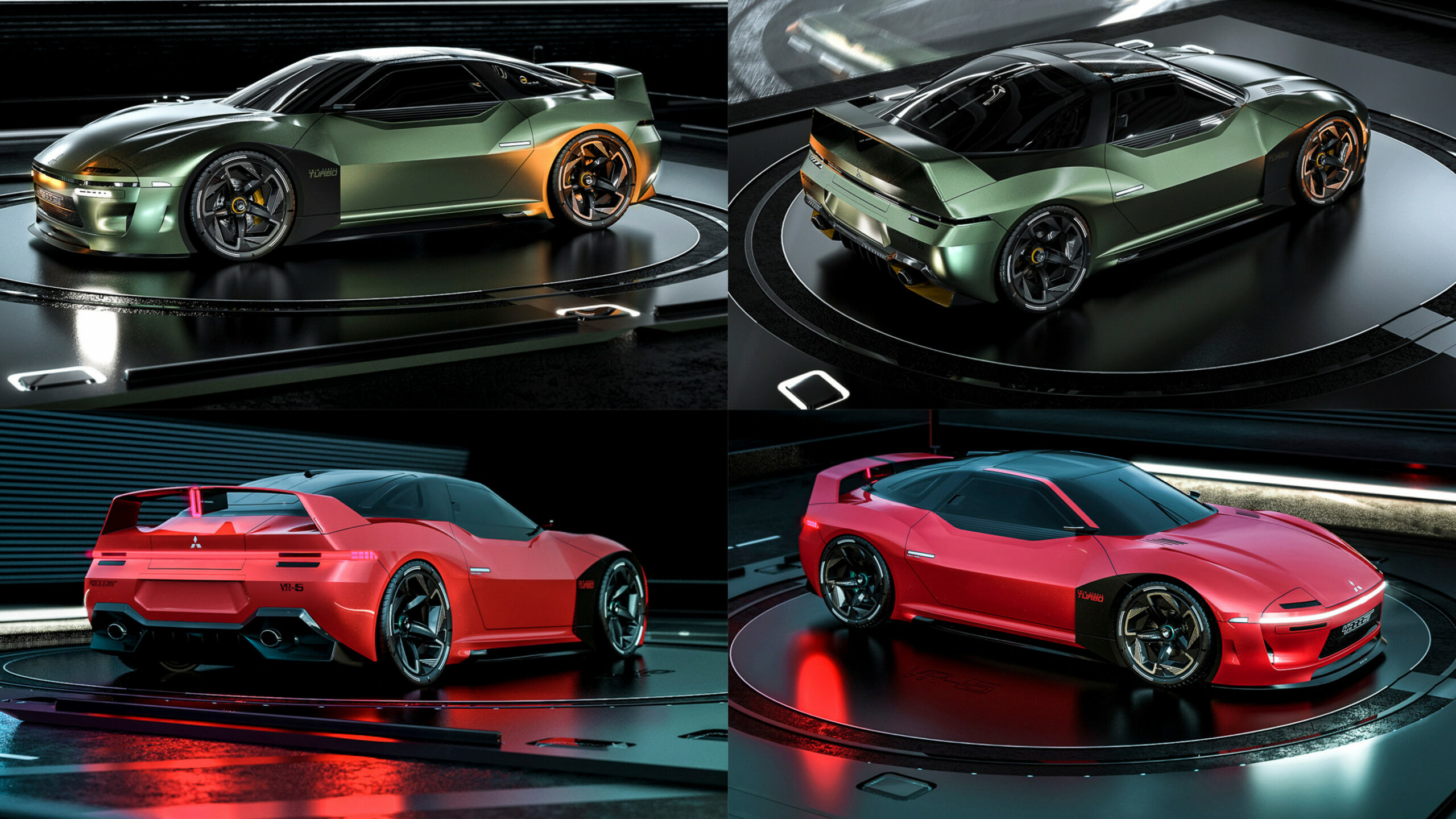 Review and Release date 2022 Mitsubishi 3000Gt
