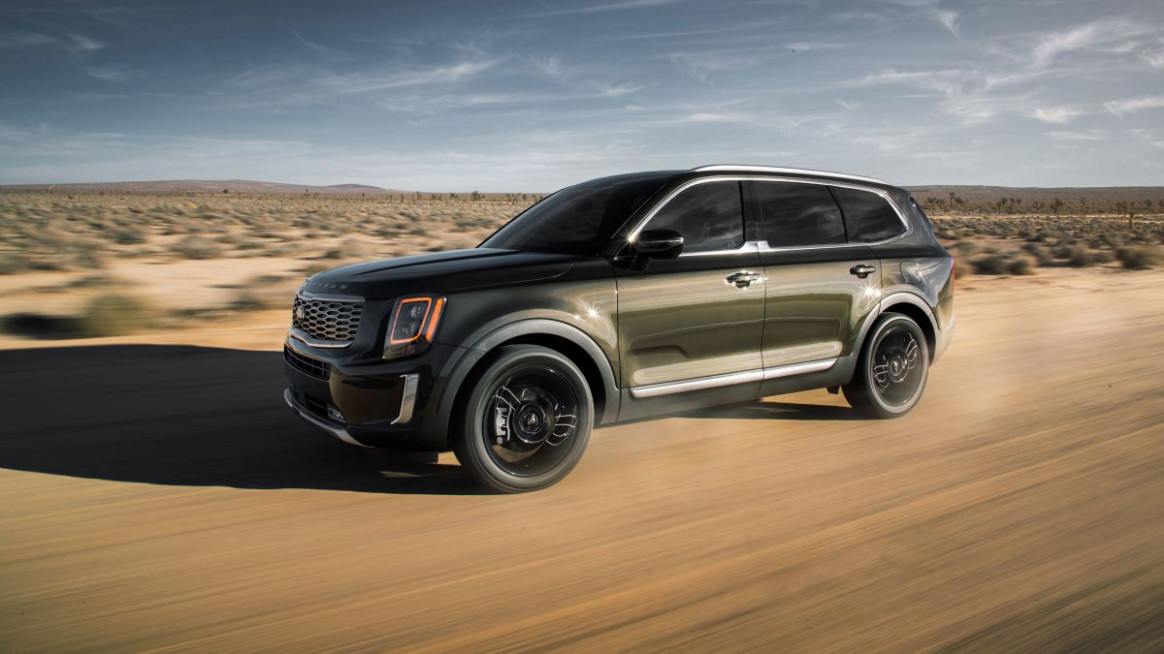 Photos Kia Telluride 2022 For Sale