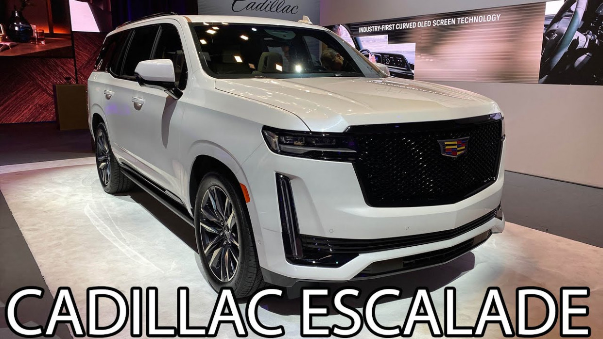 Ratings 2022 Cadillac Escalade Vsport