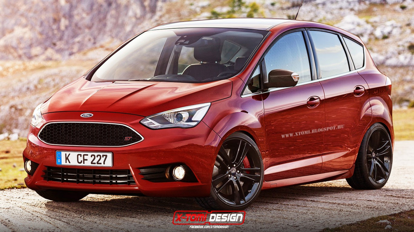 Price and Review 2022 Ford C-Max