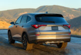 redesign and concept acura mdx 2022 rumors