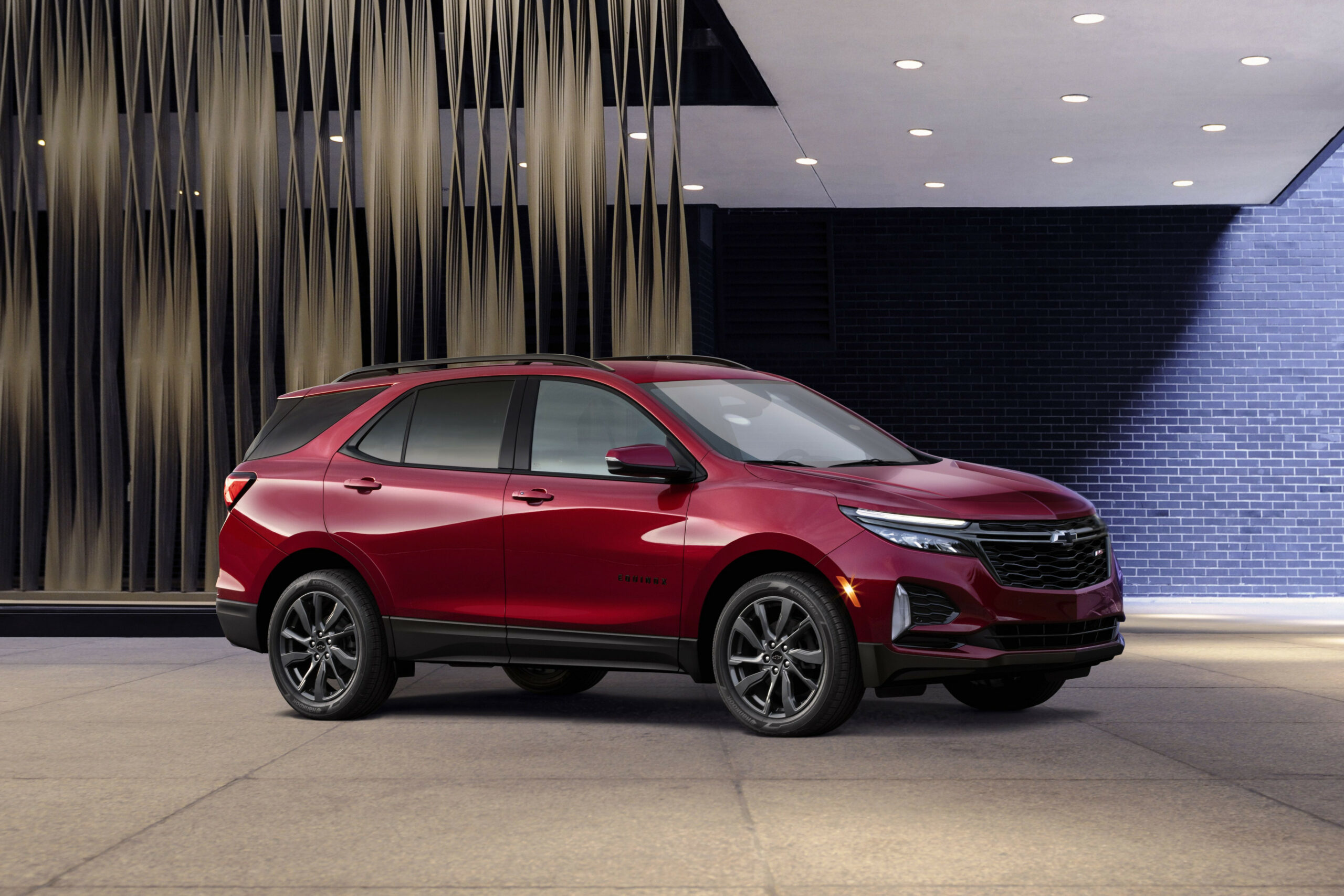 Redesign and Review 2022 Chevy Equinox