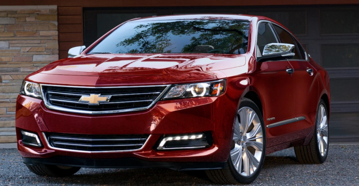New Review 2022 Chevy Impala SS