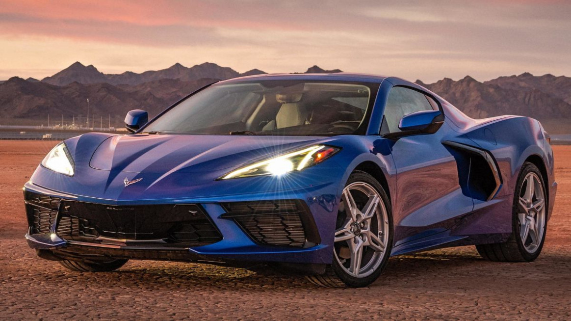 Redesign and Review 2022 Corvette Z07