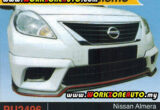 redesign and review nissan almera 2022