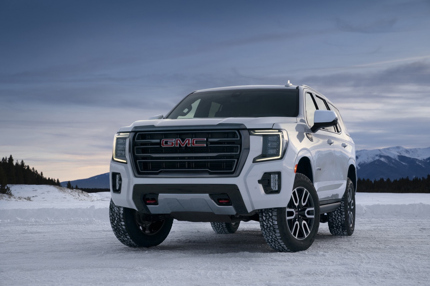Exterior and Interior Gmc Yukon 2022 Release Date