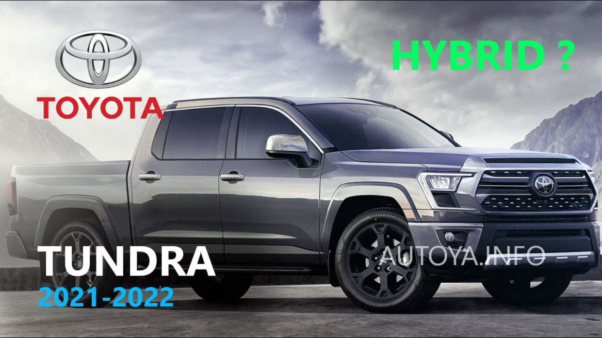 Configurations Toyota Tacoma 2022 Redesign