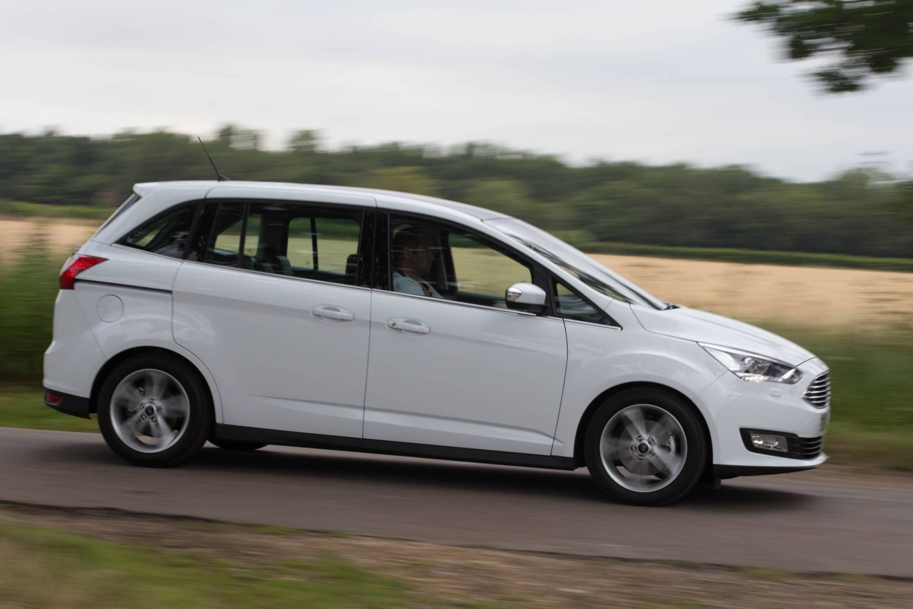 History 2022 Ford C-Max