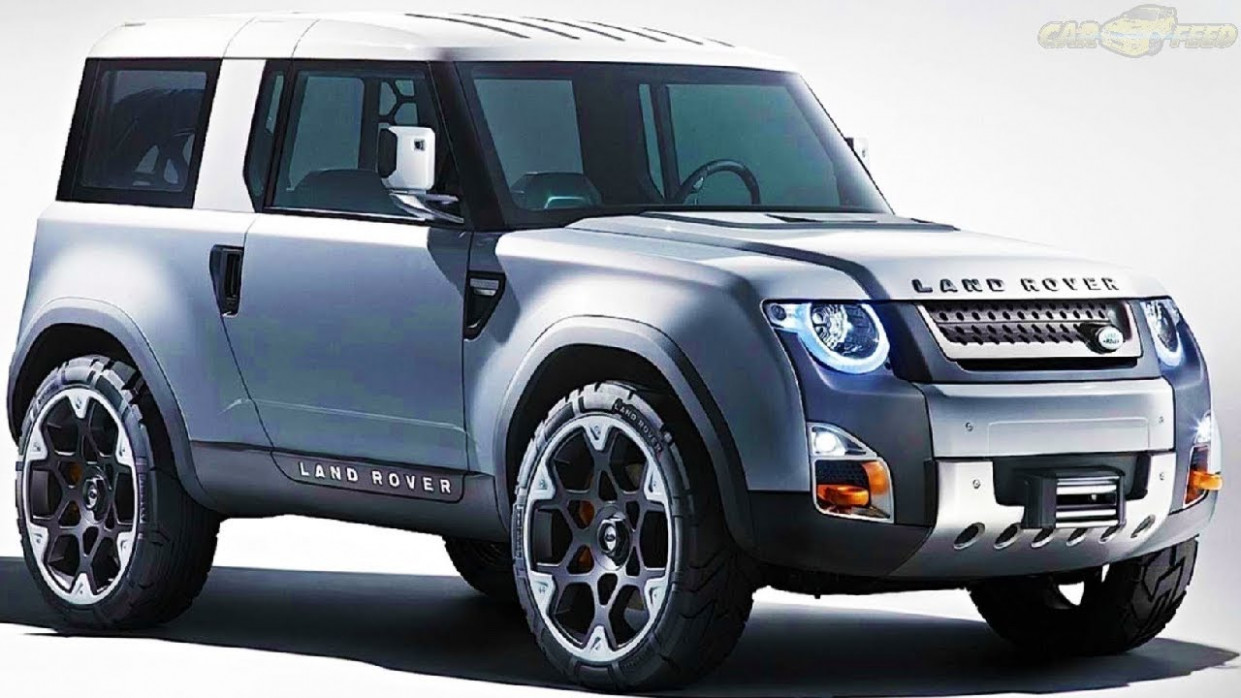 Redesign and Concept 2022 Land Rover Defender