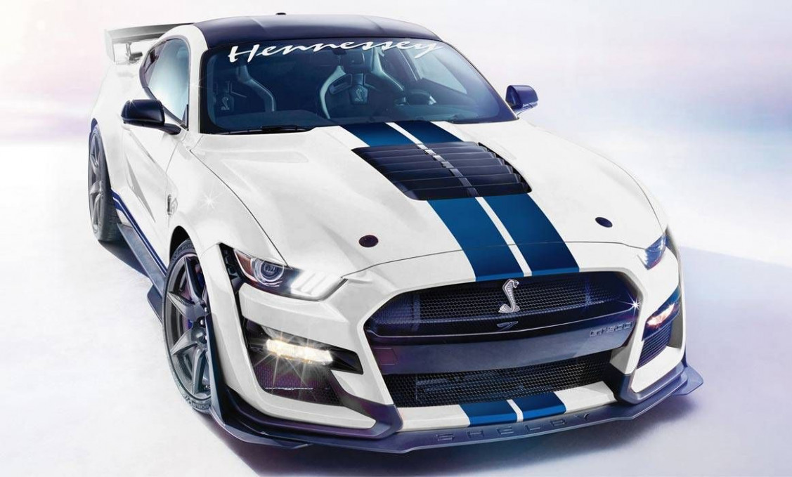 Release Spy Shots Ford Mustang Svt Gt 500